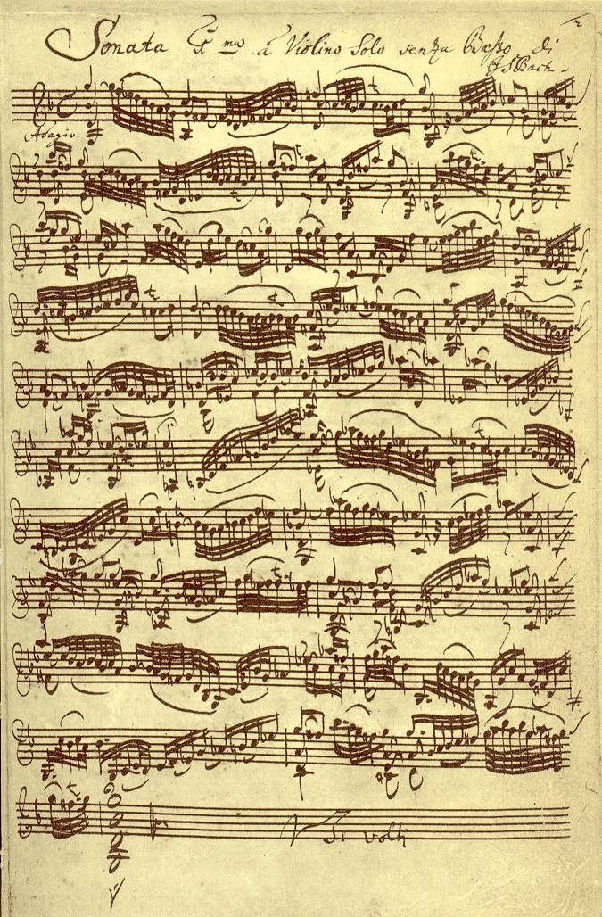 Johann sebastian bach musical style